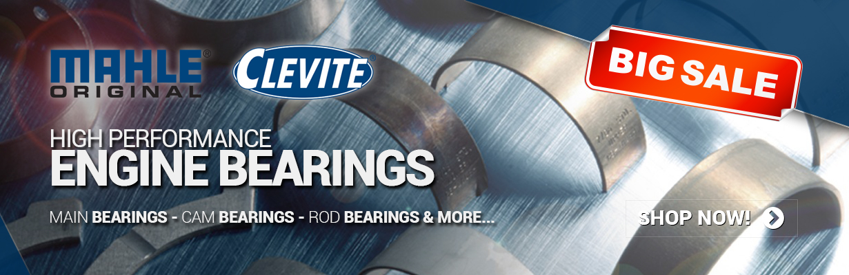 Mahle Clevite Engine Bearings