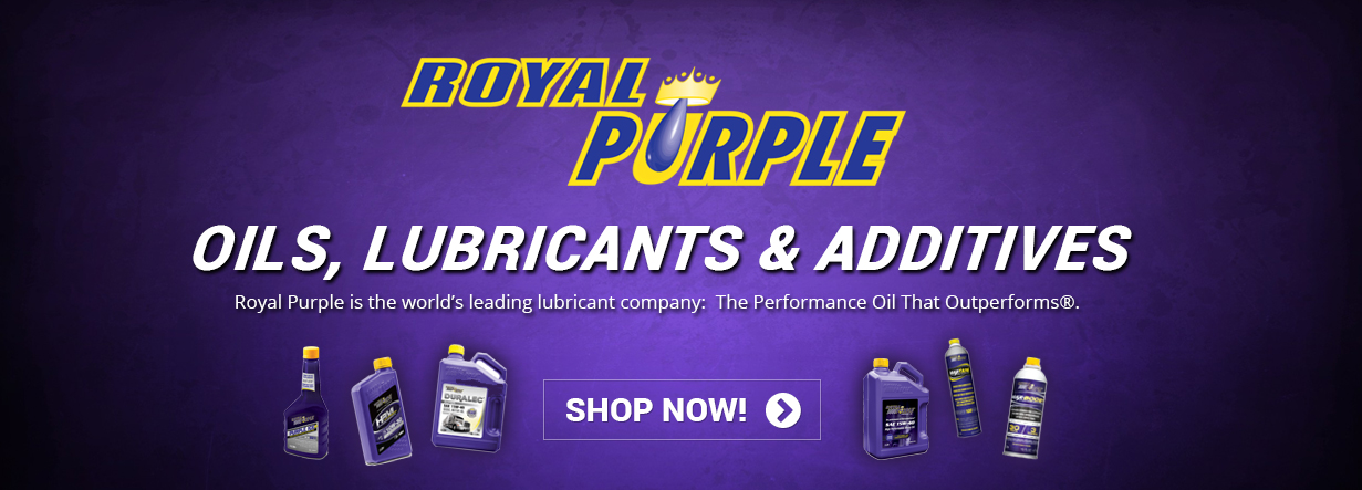 Royal Purple Performance Oil New Zealand