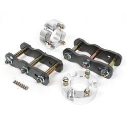 Sta parts performance car parts online in new zealand suspension lift kit 2 isuzu d max colorado 2012 2016 contains 2x 2 front spacer and 2x 2 rear shackles contains nuts and studs may require wheel malvernweather Gallery