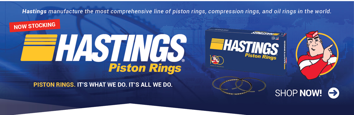 Hastings Piston Rings | STA Parts