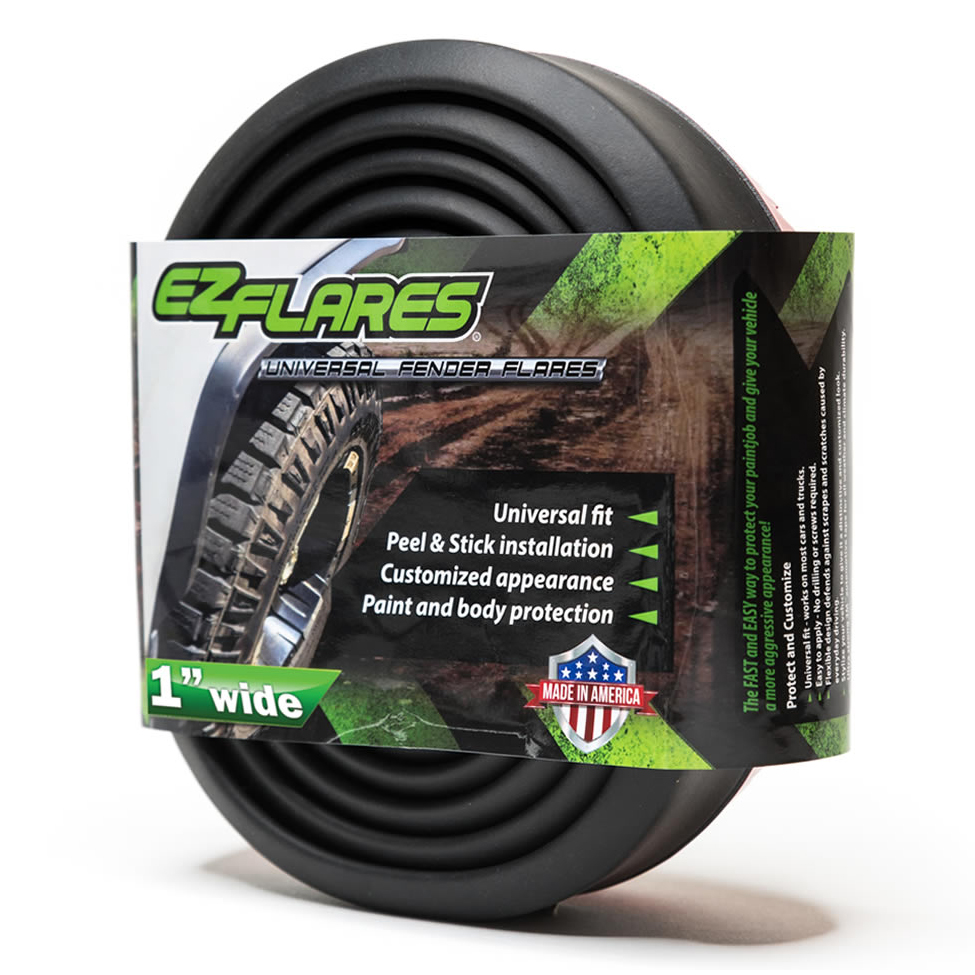 "EZ Flares - Universal Flare 1"" wide"