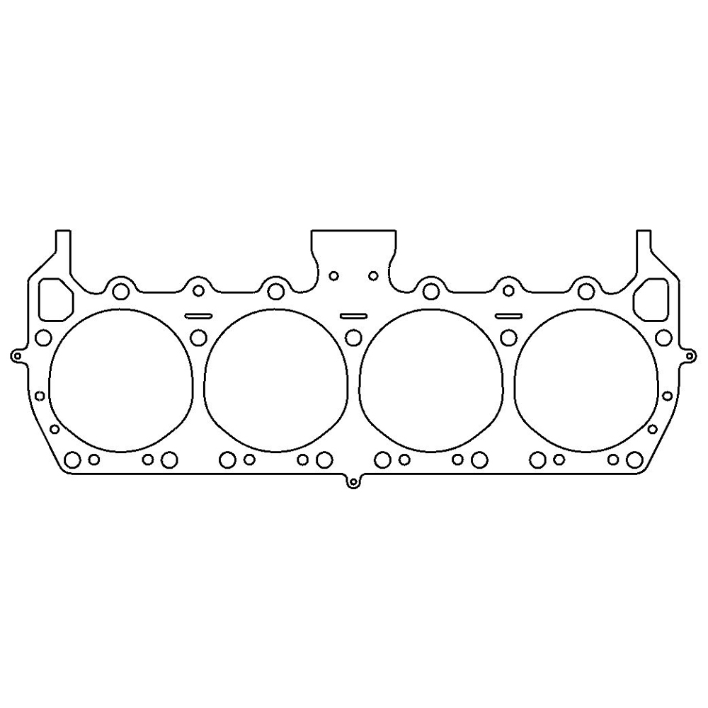Chrysler 361 Engine Diagram Wiring Library 383 Cometic Gasket C5462