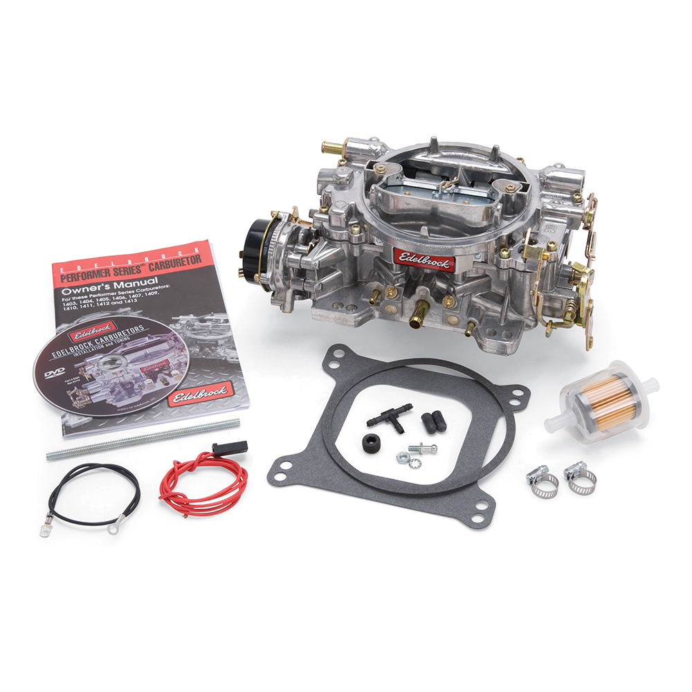 Edelbrock 1406 - Performer Series Carb